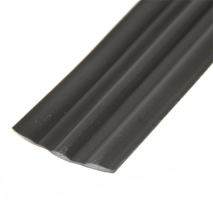 Привал плоский (60 мм) на дно черный