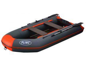 Фото лодки Флинк (Flinc) FT290K надувная