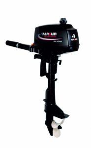 Фото мотора Парсун (Parsun) Т4NВМS (4 л.с., 2 такта)