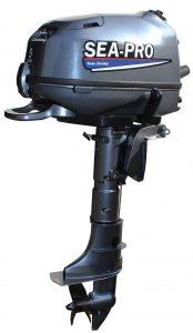 Фото мотора Сеа Про (Sea Pro) F 5S (5 л.с., 4 такта)