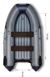 Фото лодки Флагман 280 НДНД
