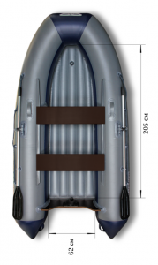 Фото лодки Флагман 300 НДНД