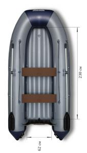 Фото лодки Флагман 330 U НДНД