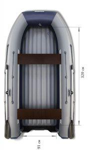 Фото лодки Флагман DK 380 НДНД