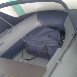 Фото Сумка носовая в лодку Флагман 350-380, DK 320