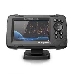 Фото эхолота Lowrance Hook Reveal 5 SplitShot 83/200