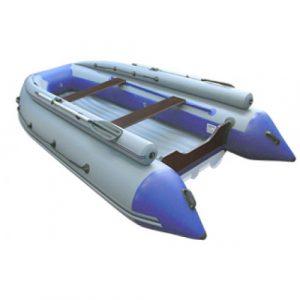 Фото лодки REEF Тритон 360F НД
