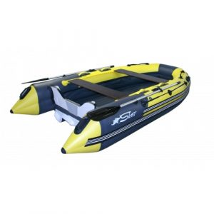 Фото лодки REEF Skat 370 S НД (пластиковый транец)