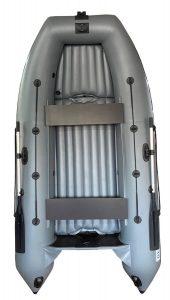 Фото Надувной моторный мини-тримаран Круиз-3 (надувное дно)