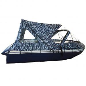 Фото Тент Комби на лодку Флагман 400-450/380К-460К/DK350-DK450