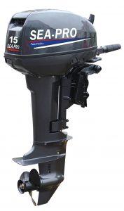Фото мотора Сеа Про (Sea Pro) T 15S (15 л.с., 2 такта)
